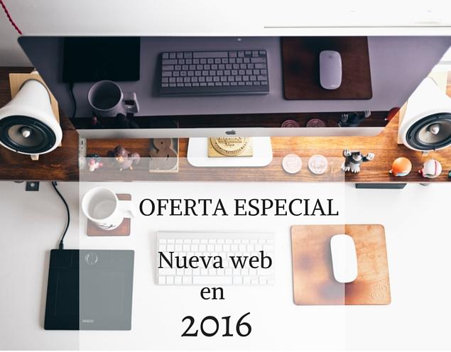Oferta página web 2016