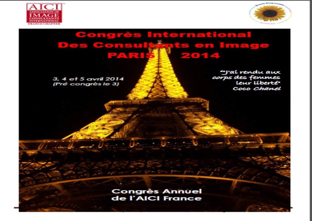 congreso internacional AICI Francia 2014