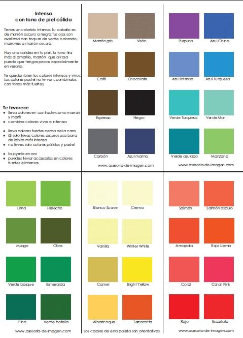 paletas de color, abanicos de color, pantoneros de color   EXPERTOS ...