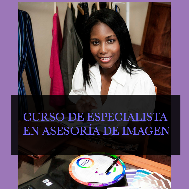 CURSO ESPECIALISTA ASESORIA DE IMAGEN