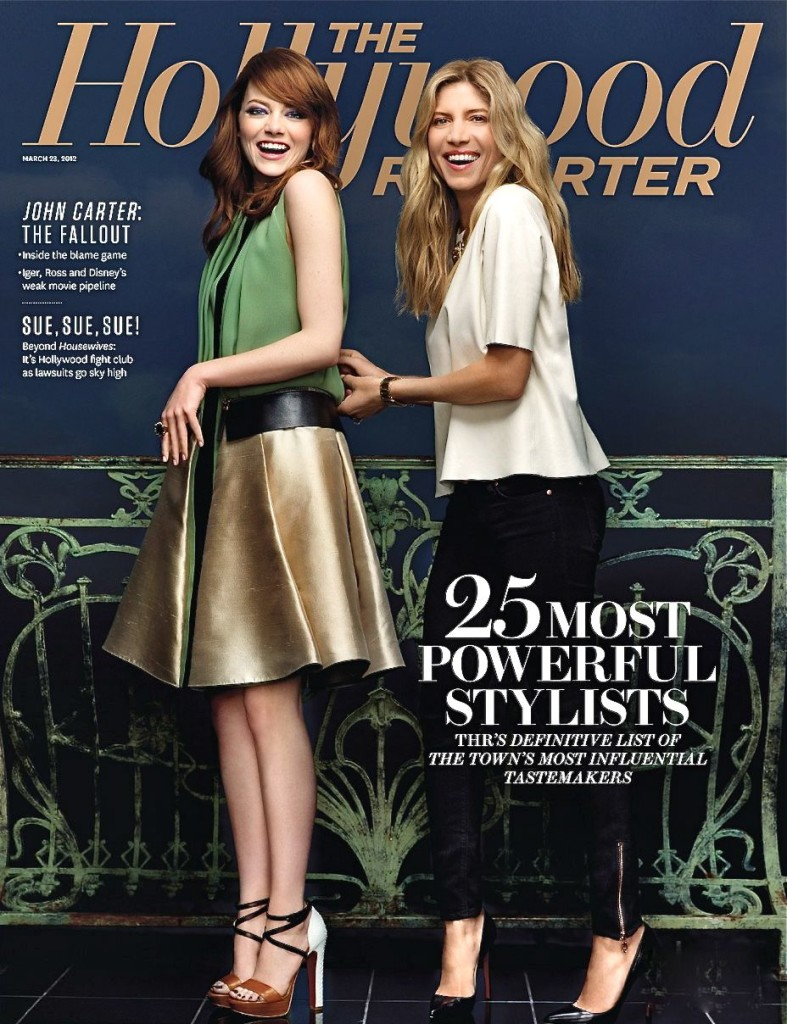 hollywood reporter 25 stylists