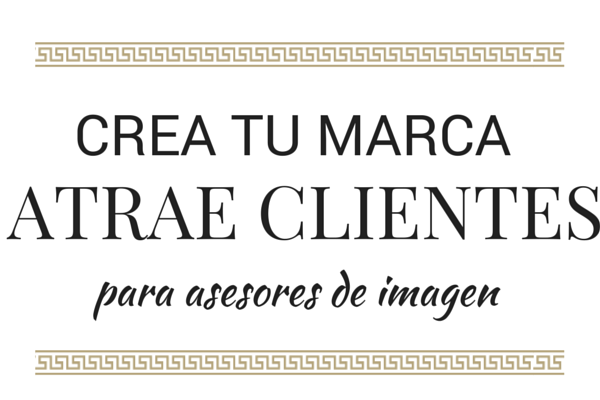 crea tu marca, atrae clientes