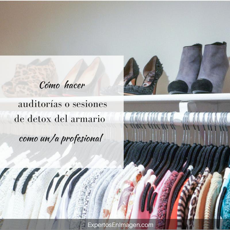organización de armarios, auditoría de armarios, detox armarios, closets, placards