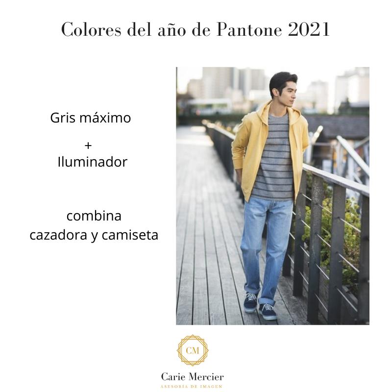 hoodie color del año Pantone 202