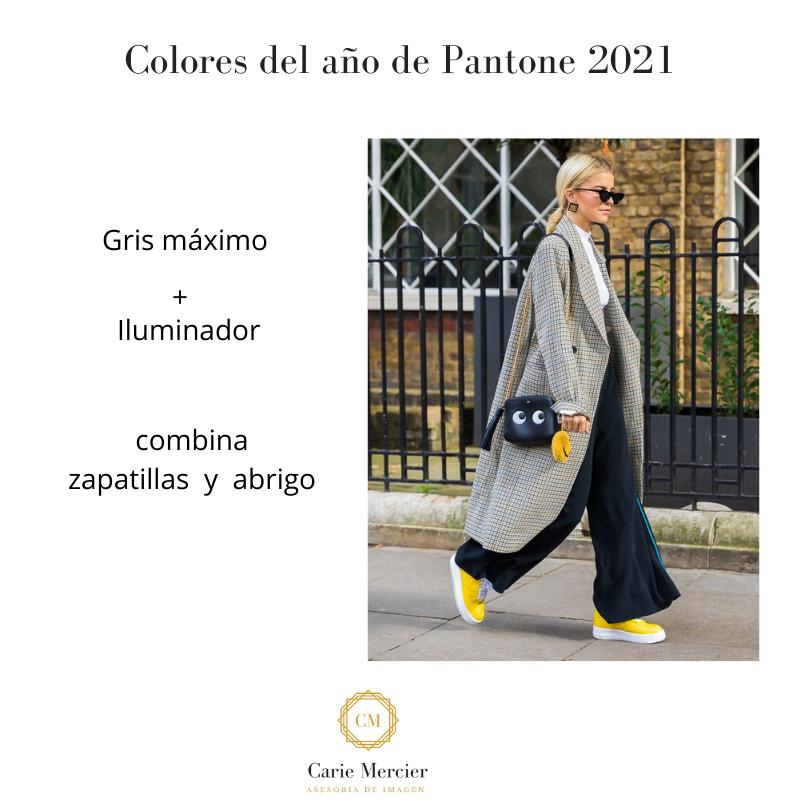 accesorios color del año Pantone 2021